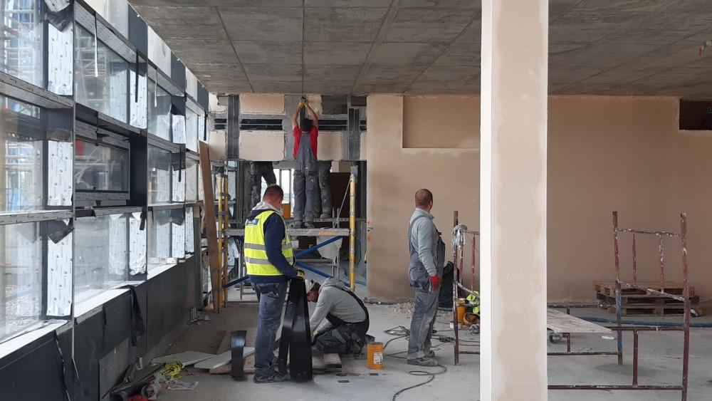 Wzmacnianie konstrukcji betonowych